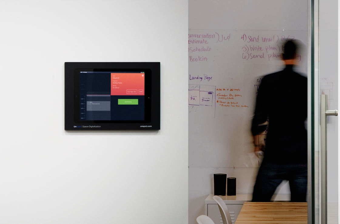 UnSpot — building a smart office using an iPad and the right software